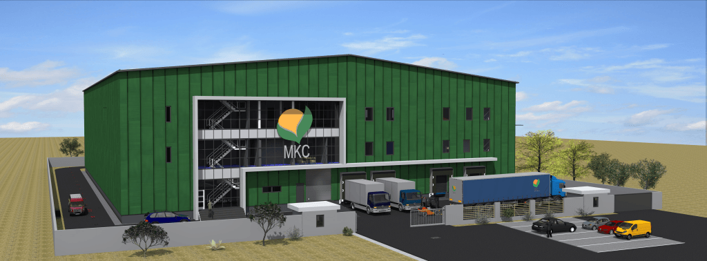 MKC apple storage india
