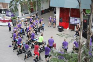 Nijmeegse spinningmarathon