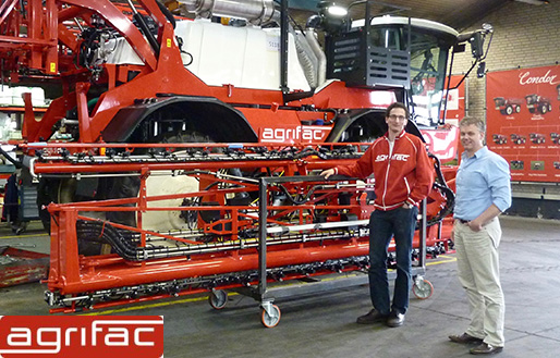 Project Featured: Agrifac