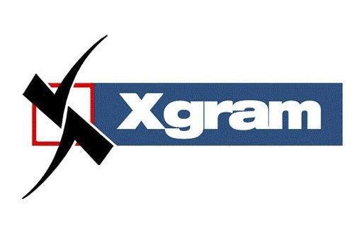 Xgram logo
