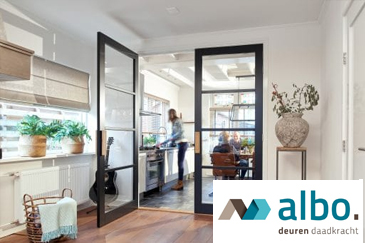New customer: Albo Doors