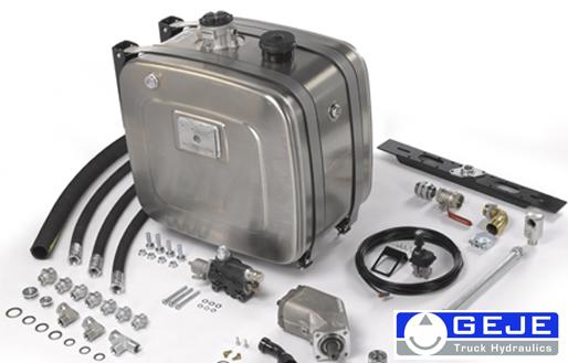Nieuwe Klant: GEJE Truck Hydraulics